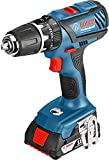 Bosch Professional GSB 18-2-LI Plus Cordless Combi Drill (Without Battery and Charger) - Carton