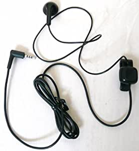 2.5mm Nokia Black Mono Headset