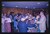 Vintography 24 x 16 Photo Menges Party, Dance, 9/3/77, Livingston Manor, New York 1977 Margolies, John 21a