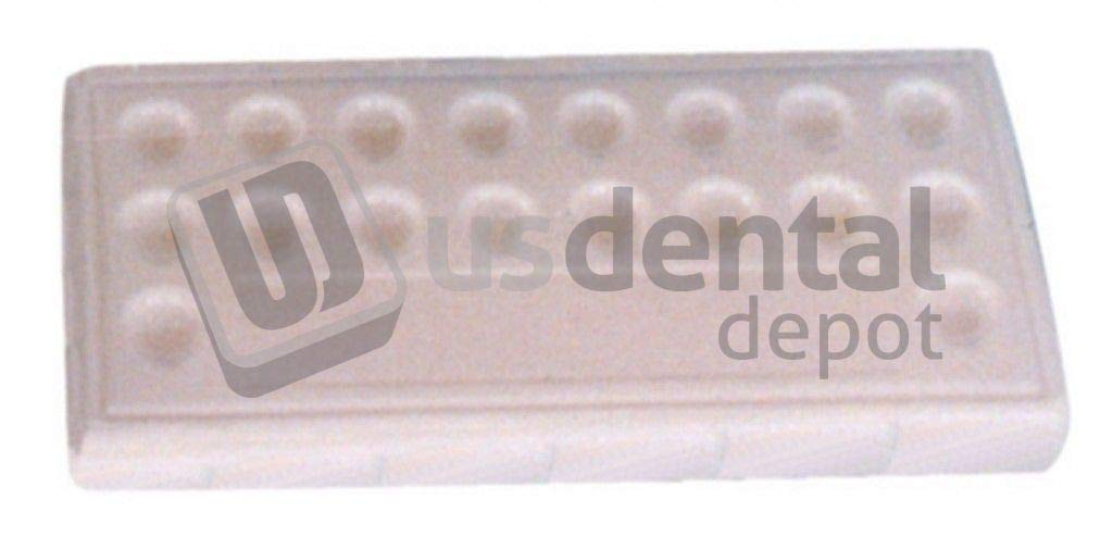 ADS Dental - Palette 18 Wells & Mixing Area ea - # P301-4 118234