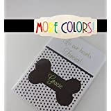 Puppy Dog Photo Album IA#026 Memorial and Memory Keepsake Book 4x6 or 5x7 Pictures Personalize With Your Pets Name COLOR CHOICES