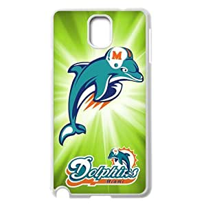 DiyCaseStore Miami Dolphins NFL Samsung Galaxy Note 3 N9000 New Style Durable Case Cover For Fans
