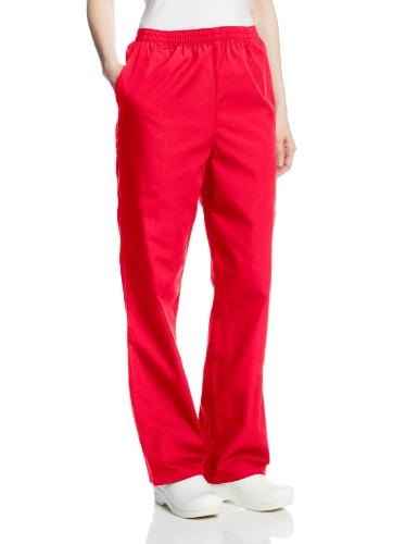 Red Scrub Pants - 5