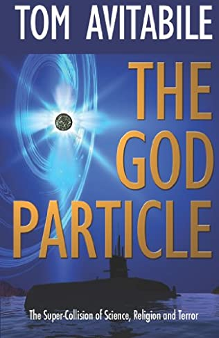 book cover of The God Particle