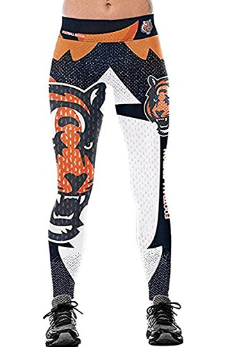 - High Waisted Leggings,Tiger Leggings Yoga Pants for Women Fitness Sports Cropped Yoga  Pants,One Size