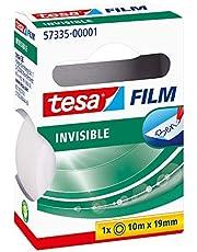 Tesa 57335-00001-00 Tesafilm plakband - mat onzichtbaar