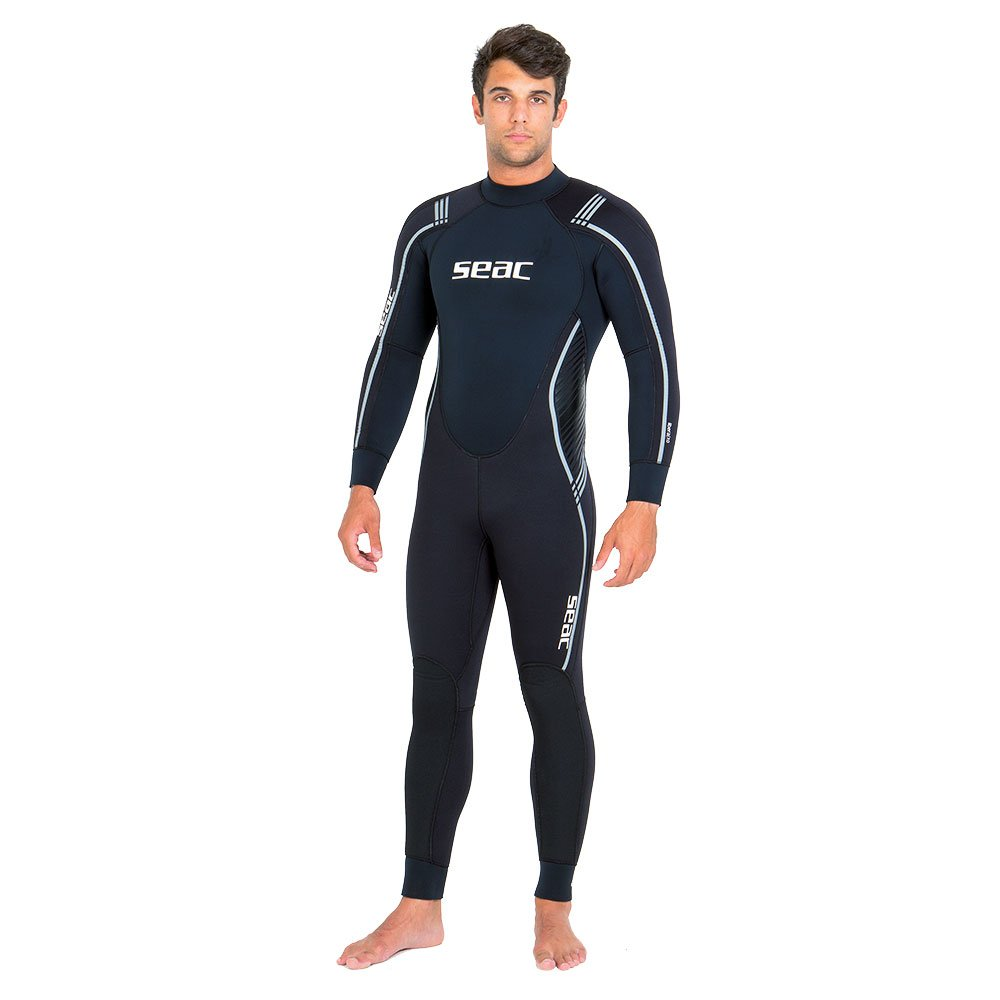 305b1d1b98 Amazon.com   SEAC Libera 7mm High Stretch Yamamoto Neoprene Full Wetsuit  Mens Women XXL