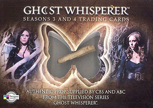 GHOST WHISPERER 3 + 4 2010 BREYGENT PROP CARD #GW3+4-P5 PIECE OF A VINE B