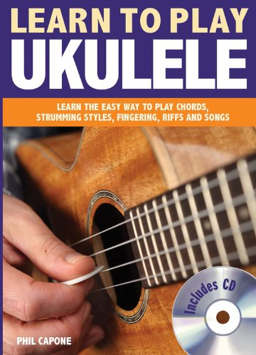 Learn to Play Ukulele (Music Bibles)