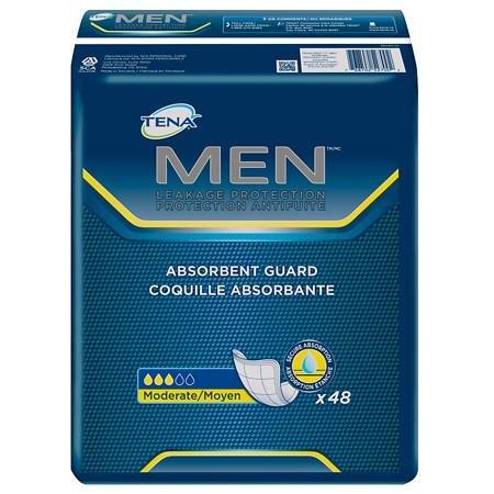 Tena Serenity Men's Absorbent Guard Level 2 Moderate - 3PC by Tena Slip