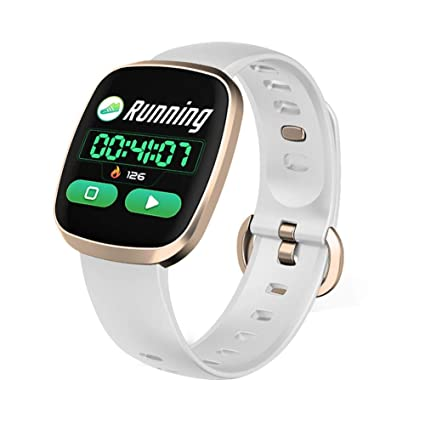 Amazon.com: smartwatch GT103 1.3 inch Full Screen Touch ...