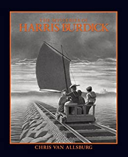 The Mysteries Of Harris Burdick Kindle Edition By Chris