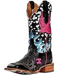 Cinch Womens Edge Stella Cowgirl Boot Square Toe - Cew116