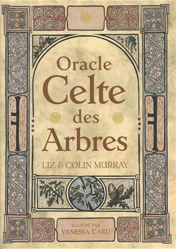 Oracle celtes des arbres : Avec 25 cartes, un carnet de notes et une planche-modèle de référence por Liz Murray