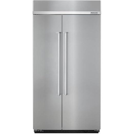 Amazon.com: Kitchen Aid kbsn602ess 25,5 ft. cúbicos ...