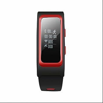 Bracelet connecté Bluetooth montres connectée podomètre Sports Extérieurs Montre,Calorie et Distance,Traqueur d
