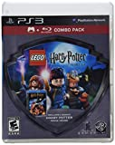 LEGO Harry Potter: Years 1-4 - Silver Shield Combo Pack (PS3)