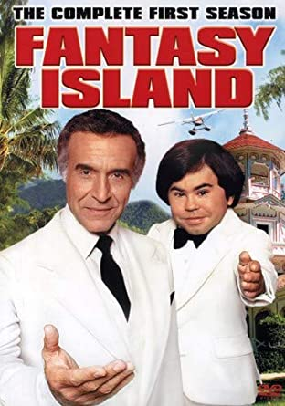 Amazon com: Fantasy Island - The Complete First Season