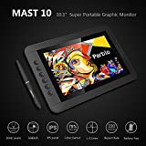 """Parblo Mast10 10.1"""" Graphic Drawing Monitor with"""