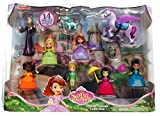 Sofia The First Deluxe Friends Collection 14 piece