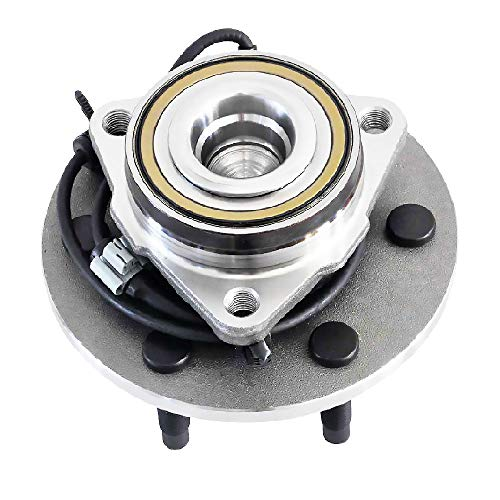 IRONTEK ONLY Fits 2WD Front 515054 Wheel Bearing Wheel Hub Assembly Wheel Bearing fit 1999-2012 Chevy Sierra GMC Silverado Cadillac