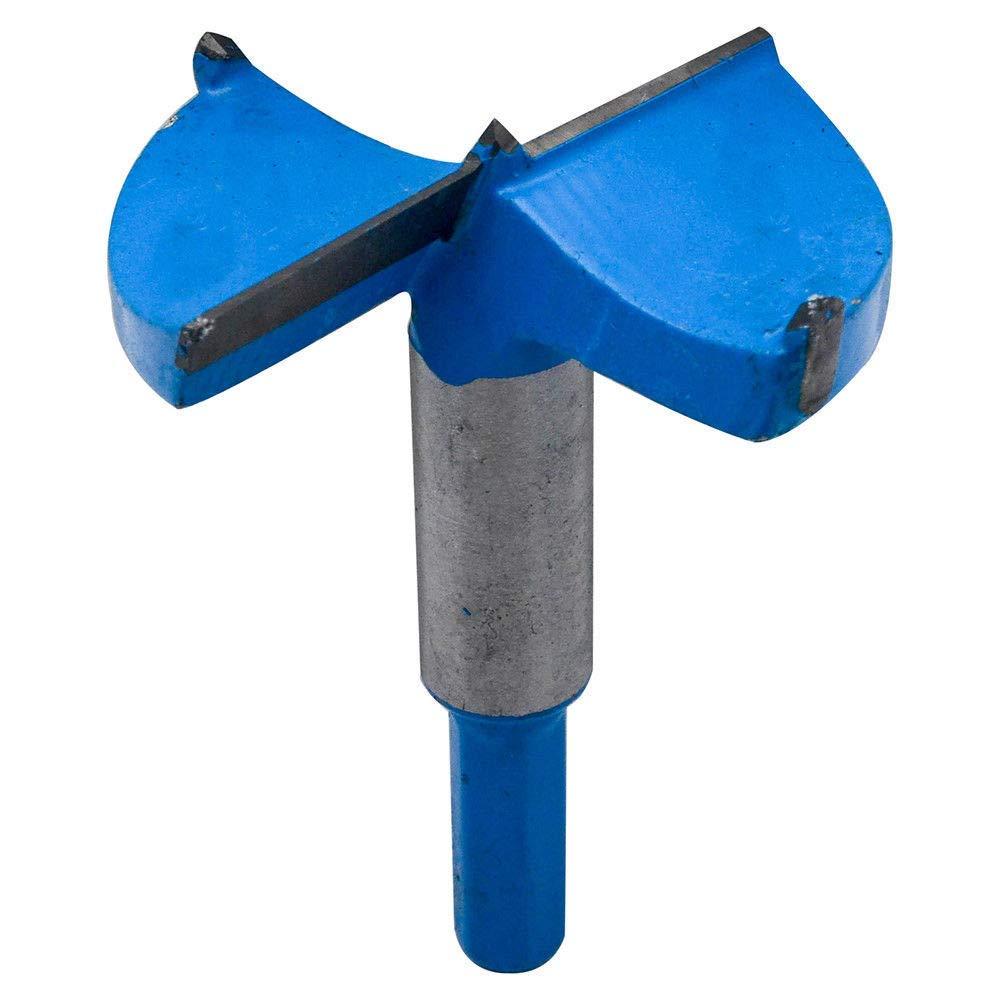 Sepikey Forstner Brocas de 15 mm a 80 mm Broca para Madera Di/ámetro del Taladro Dia Bisagra del Taladro Taladro para Sierra para Madera Contrachapado de pl/ástico-1 PCS