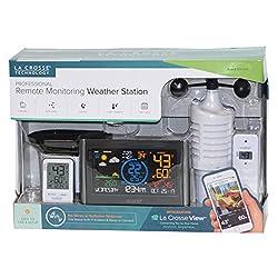 La Crosse Technology C84428 5-in-1 Professional Wireless Weather Station