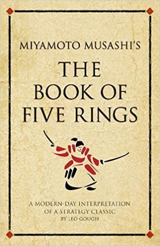 Miyamoto Musashis The Book Of Five Rings A Modern Day