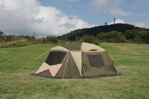 小川キャンパル(OGAWA CAMPAL) テント ResurbiaIIIリサービア3[5人用] 2735【30%OFF】