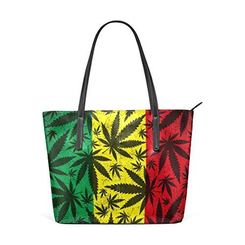 Bandoulire Dans Fourre Avec En Tout Moyen Pour Cannabis Rastafarien qSztw16x