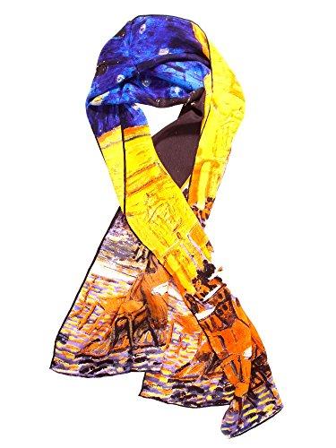 Simplicity Beautiful Charmeuse Goghs Irises