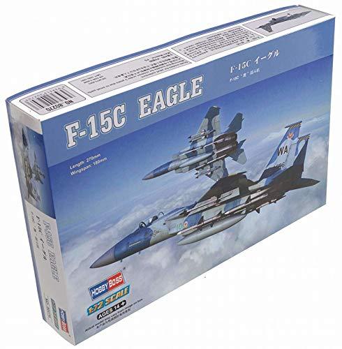 Hobby Boss F-15C Eagle Fighter Airplane Model Building Kit