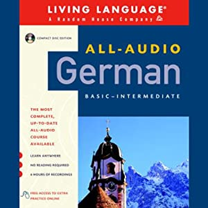 All-Audio German Hörbuch