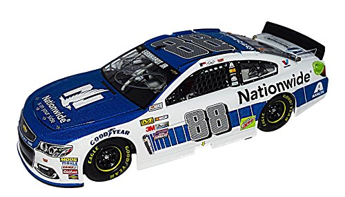 AUTOGRAPHED 2017 Dale Earnhardt Jr. #88 Nationwide Racing RARE SOLD OUT CAR Monster Energy Cup Series Signed Lionel 1/24 NASCAR Diecast Car with COA (1 of only 3,781 produced!)