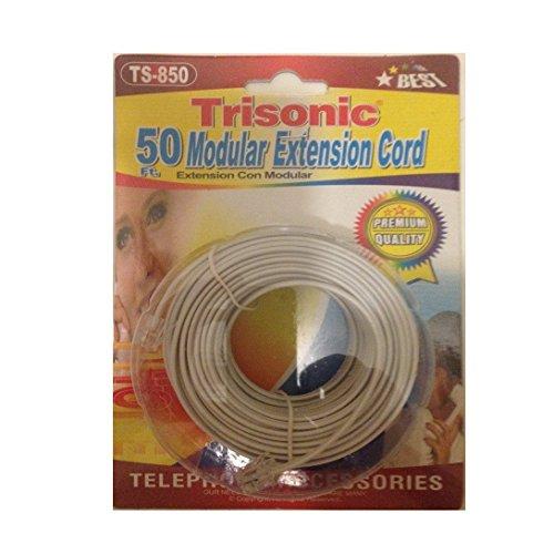 Trisonic Trisonoc50ftcbl Telephone Phone Extension