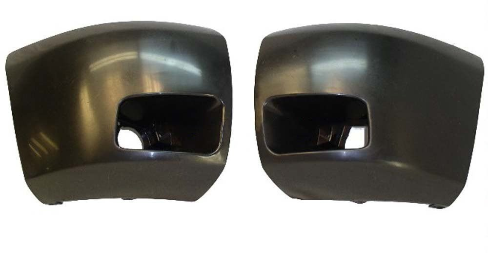 2007-2013 SILVERADO 1500 SIDE BUMPER CAP SET W//HOLE