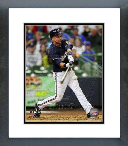 Aramis Ramirez Milwaukee Brewers 2012 Batting Framed Picture 8x10