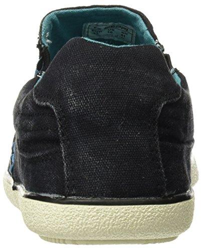 Beppi Casual 2141090, Zapatillas Hombre Negro (Black 2141090)
