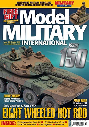 Large Product Image of Model Military International