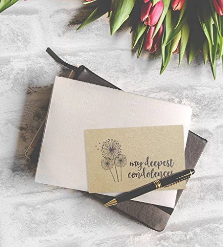 36 Pack Assorted All Occasion Kraft Greeting Cards - Includes Assorted Happy Birthday, Congratulations, Sympathy, Thank You Cards - Bulk Box Set Variety Pack with Envelopes Included - 4 x 6 inches by Best Paper Greetings (Image #1)