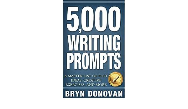 creative writing plot ideas