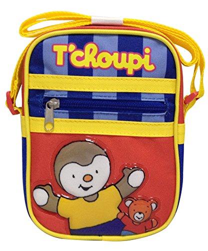 Tchoupi - Sac Bandoulière Tchoupi