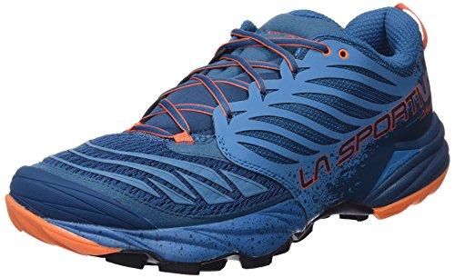 Akasha – Akasha Sportiva – Sportiva da da Scarpe Scarpe uomo uomo Blue Blue La La zvUUqFAw