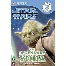 DK Readers L3: Star Wars: The Legendary Yoda