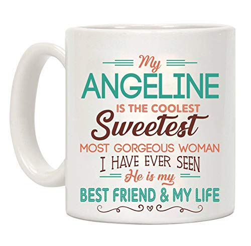 Valentine's Day Gift - My Angeline Is