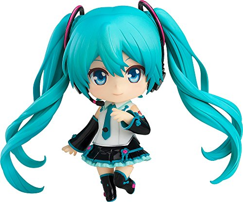 Good Smile Character Vocal Series 01: Hatsune Miku (Chinese Version 4) Nendoroid Action Figure]()