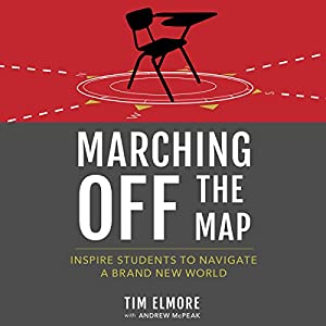 Marching off the Map Audiobook