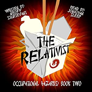 The Relativist Audiobook
