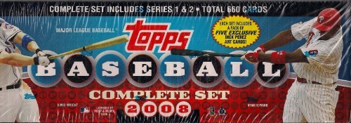 Topps Baseball Factory Sealed Complete