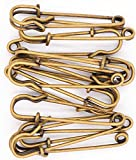 Safety Pins Large Heavy Duty Safety Pin - LeBeila